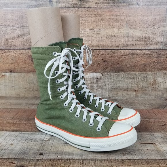 Converse XHi Green 1P578 Xtra Hi Top Sneakers Men